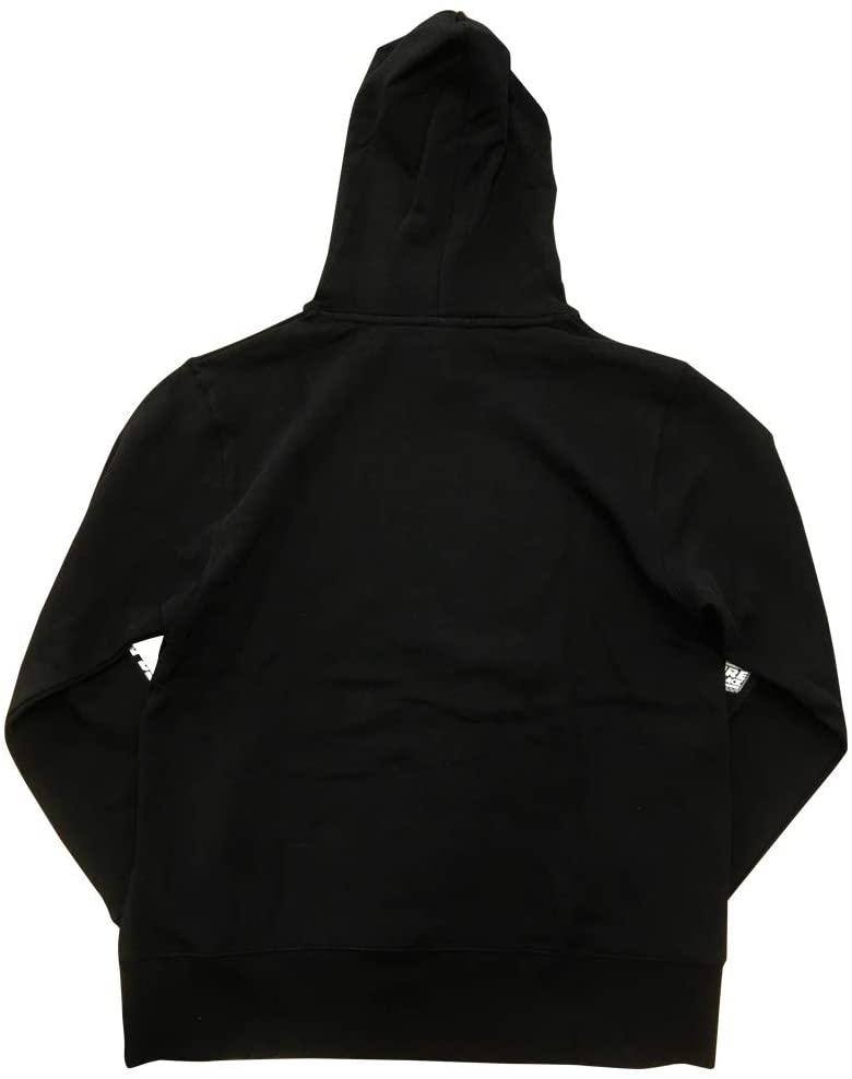スター・ウォーズ パーカー 歴代ロゴ ブラック M