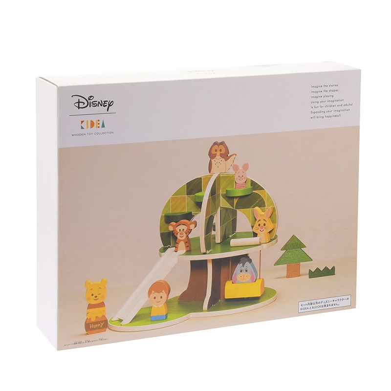 Disney|KIDEA HOUSE プー&フレンズ