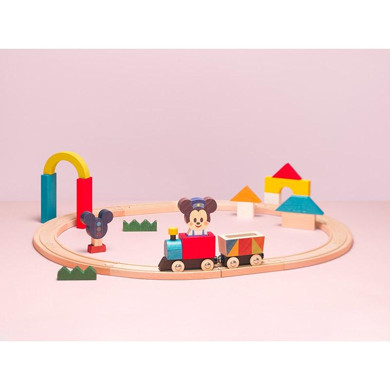 Disney|KIDEA TRAIN&RAIL ミッキー