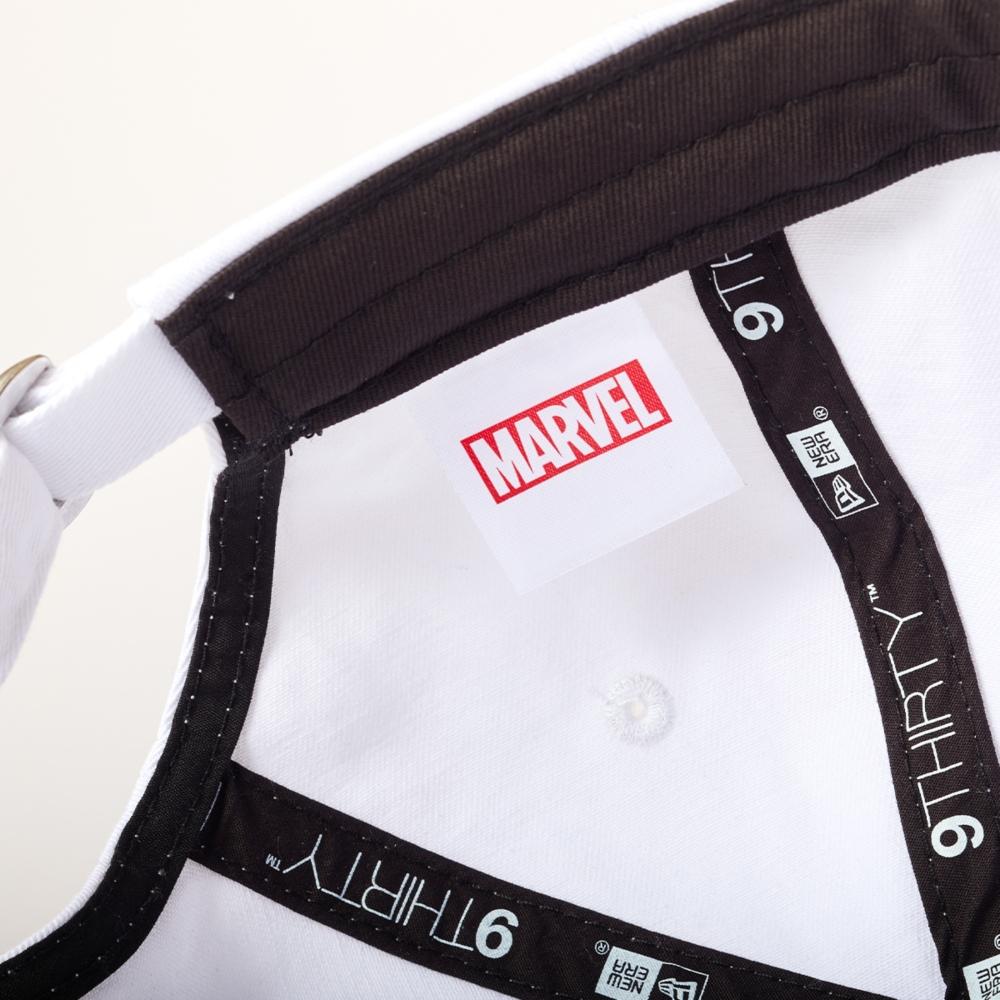 【NEW ERA】 930CS WHITE BVC SHIELD