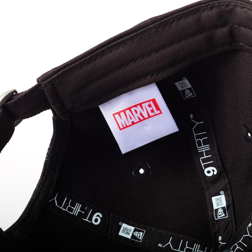 【NEW ERA】 930CS AO PRINT BLACK  MARVEL
