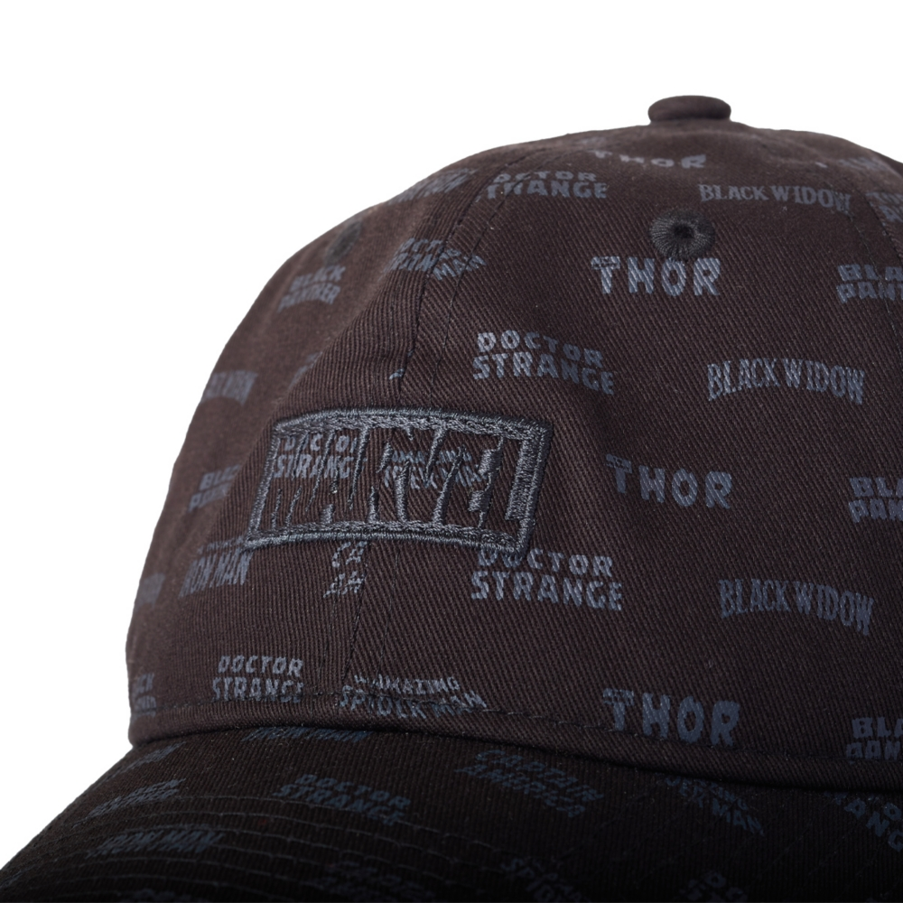【NEW ERA】 930CS AO PRINT BLACK  MARVEL