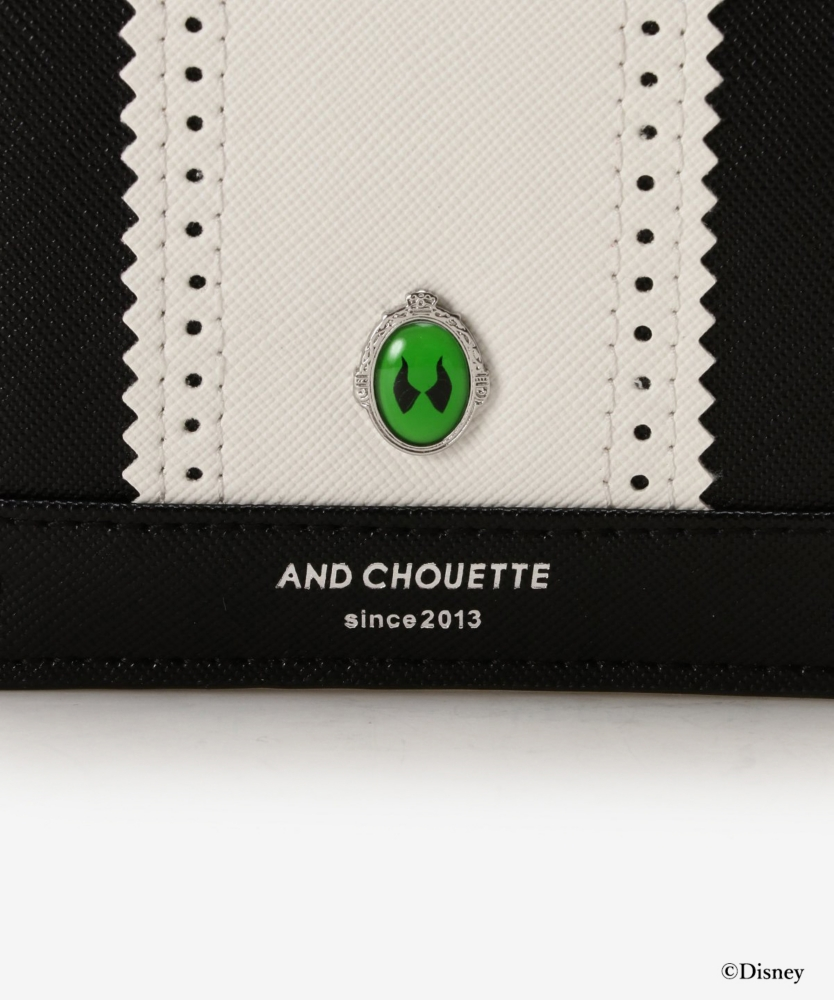 【& chouette】『ディズニー ツイステッドワンダーランド』バッグコレクション ミニ財布 ディアソムニア寮