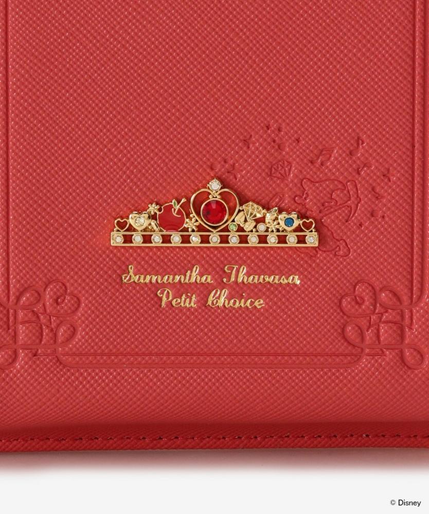【Samantha Thavasa Petit Choice】【ディズニーコレクション プリンセスシリーズ】スマホショルダー