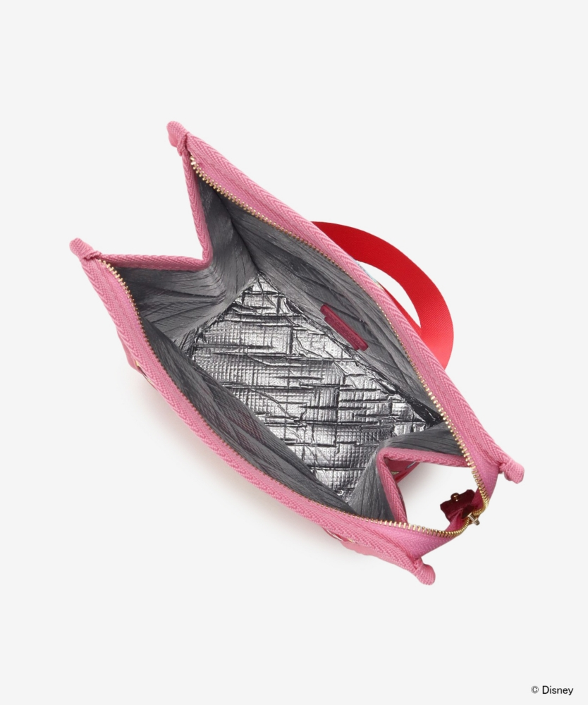 【Samantha Thavasa Petit Choice】【ミッキー&ミニー コレクション】ランチバッグ