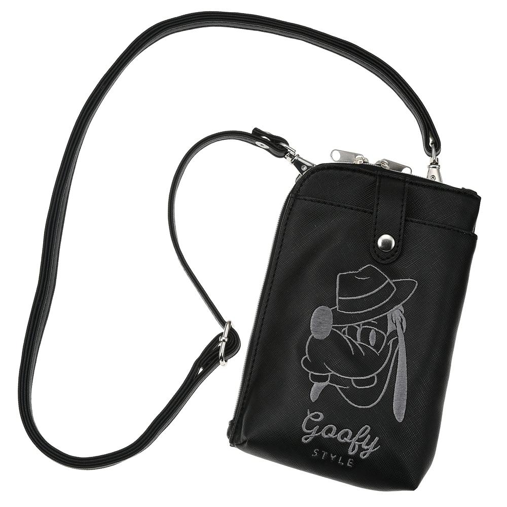 グーフィー モバポシェ Mobile Pochette Goofy Style