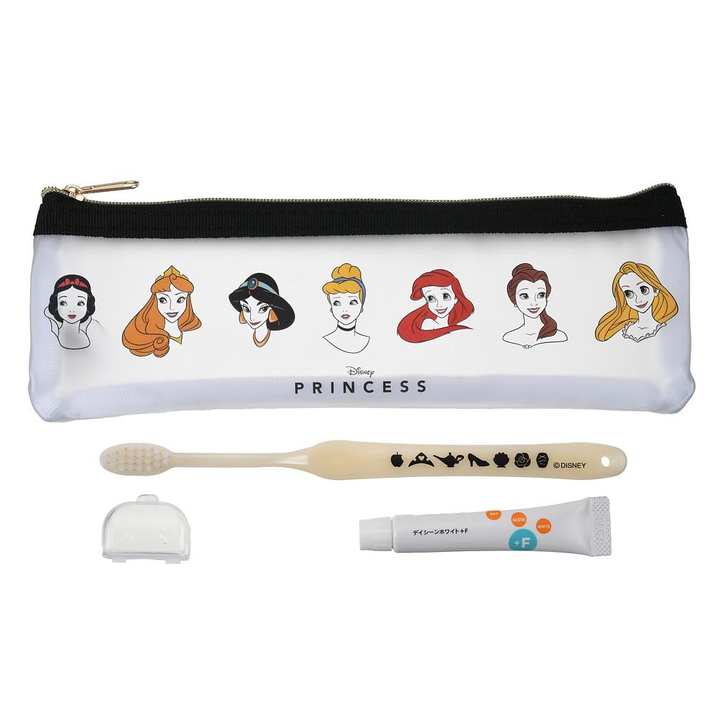 ディズニープリンセス 歯ブラシ セット 清潔・快適