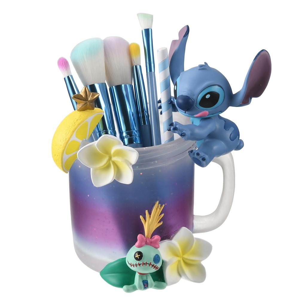 スティッチ&スクランプ メイクブラシスタンド Stitch Dresser
