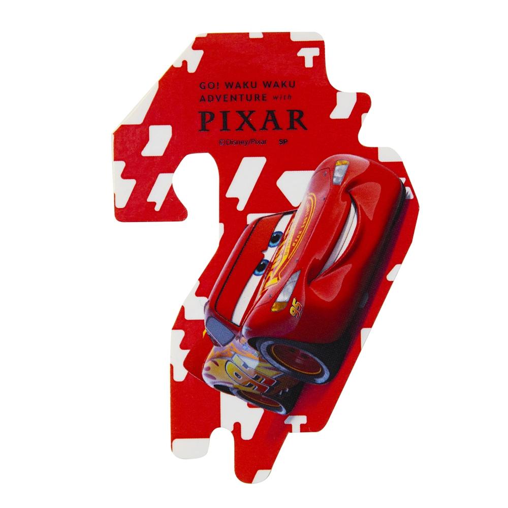 PIXAR ステッカー マックィーン