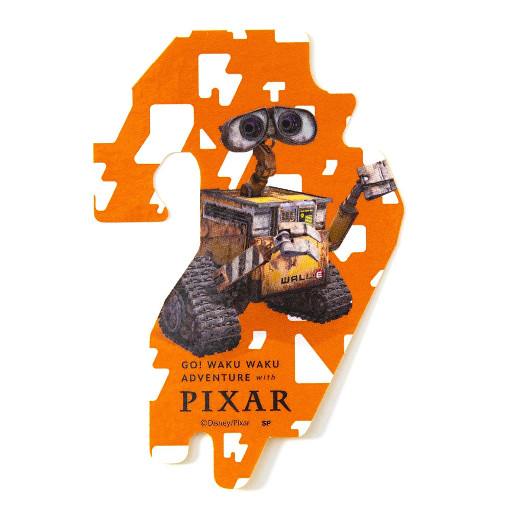 PIXAR ステッカー ウォーリー