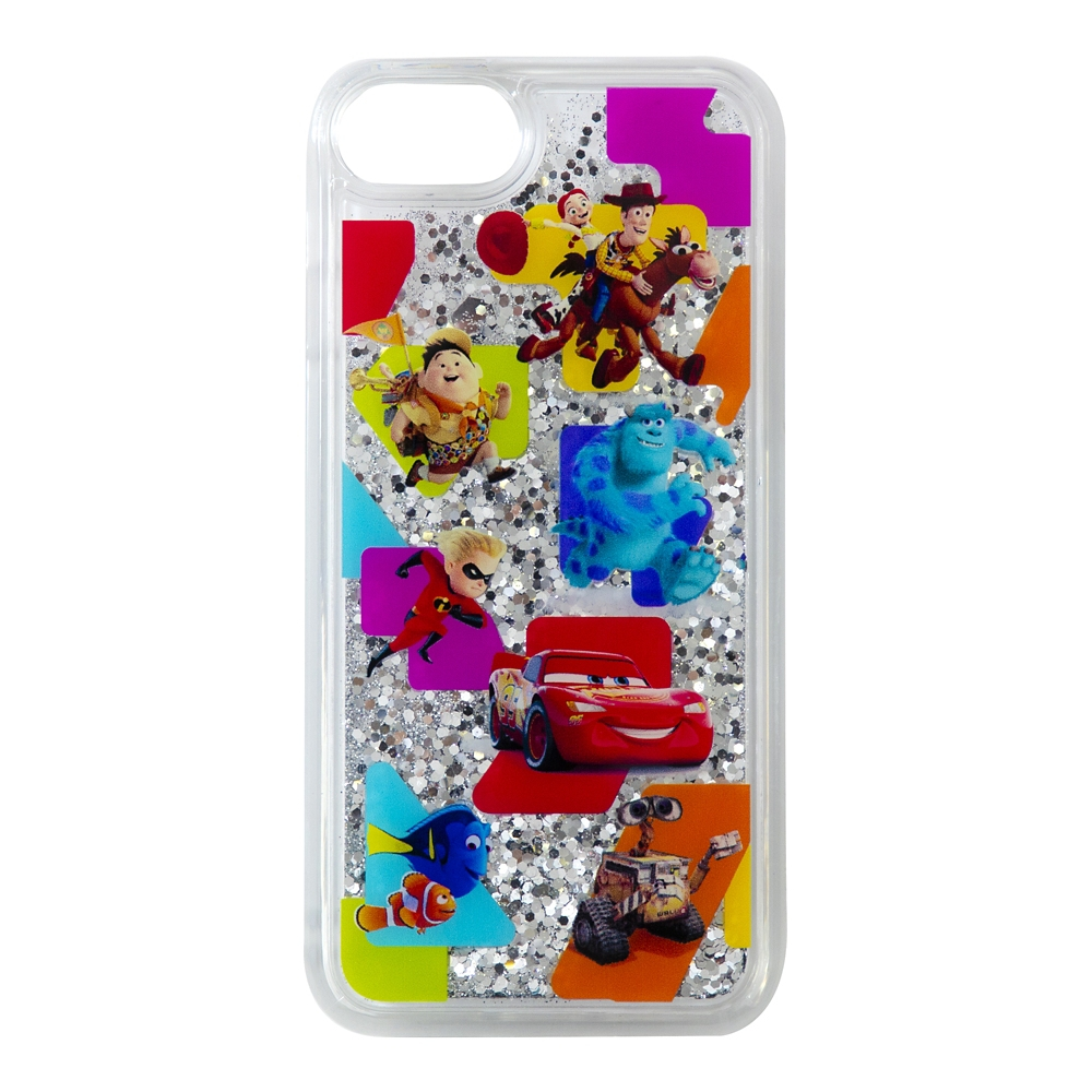 PIXAR フローティングiPhoneケース iPhone6/7/8/SE対応