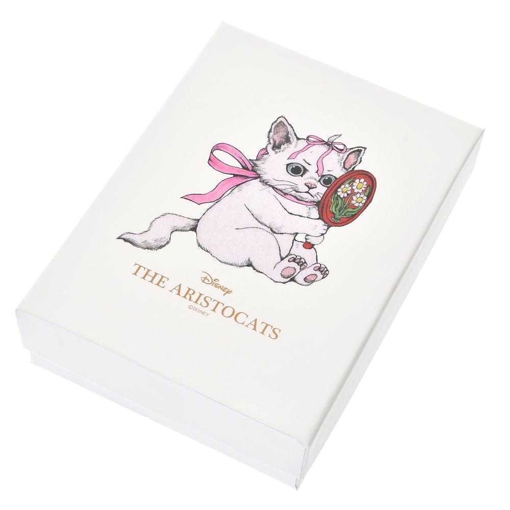 マリー、ベルリオーズ、トゥルーズ おしゃれキャット 財布・ウォレット Disney ARTIST COLLECTION by YUKO HIGUCHI