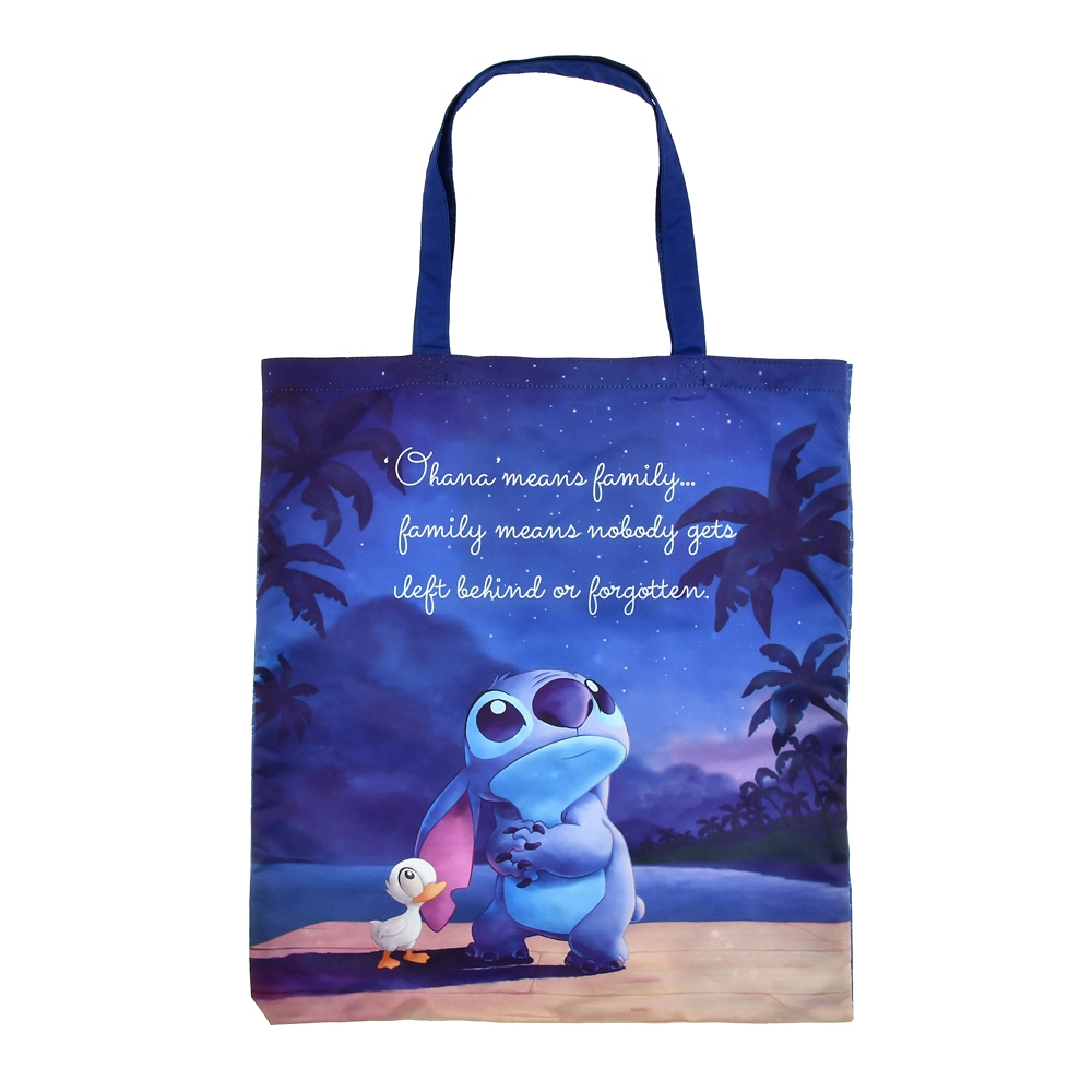 スティッチ ショッピングバッグ・エコバッグ Stitch's OHANA