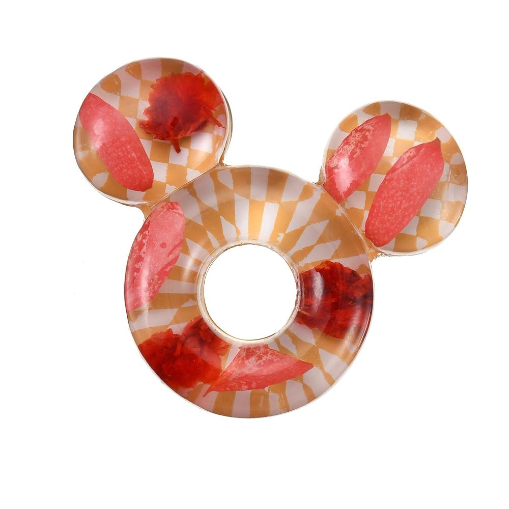 ミッキー 帯留め クリア アイコン 和 Disney 2021