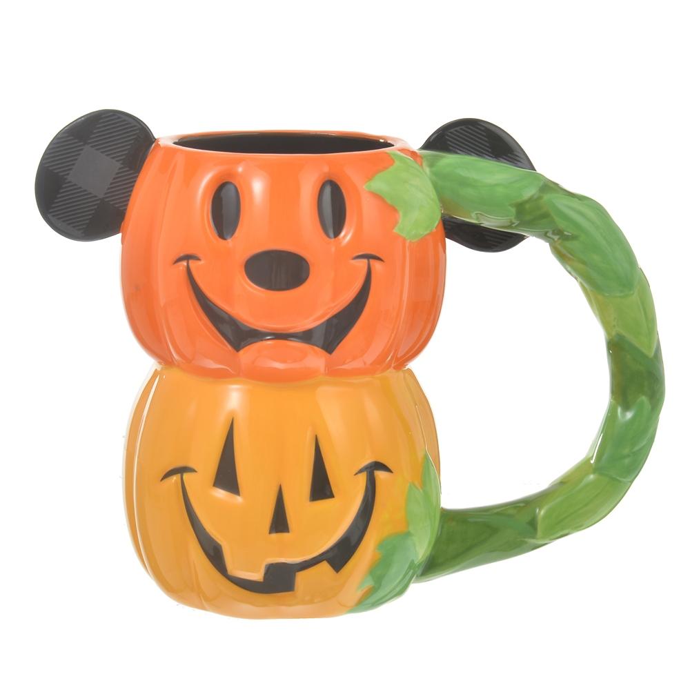 ミッキー マグカップ カボチャ Disney Halloween 2021