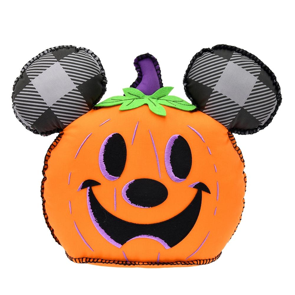 ミッキー クッション カボチャ Disney Halloween 2021