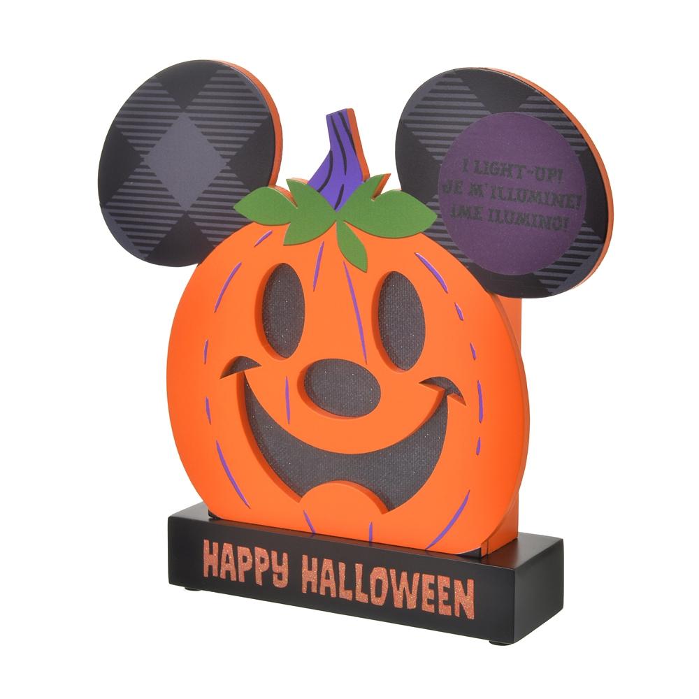 ミッキー LEDライト カボチャ Disney Halloween 2021