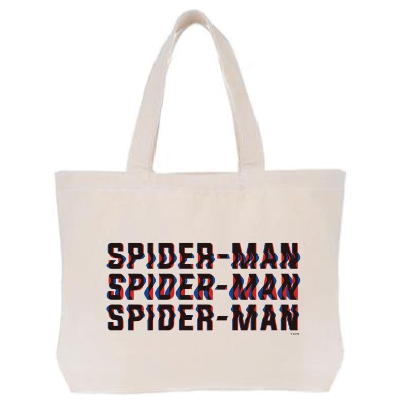 【D-Made】トートバッグ  MARVEL スパイダーマン SPIDER-MAN1