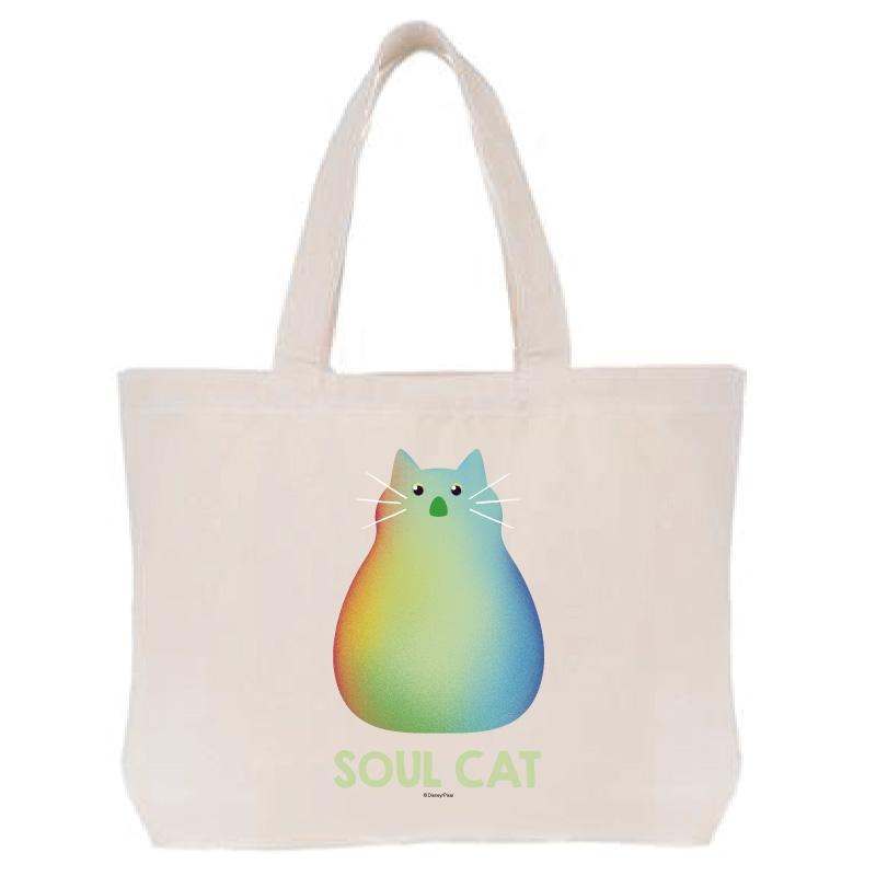 【D-Made】トートバッグ  ソウルフル・ワールド ミスター・ミトンズ(ソウル) SOUL CAT
