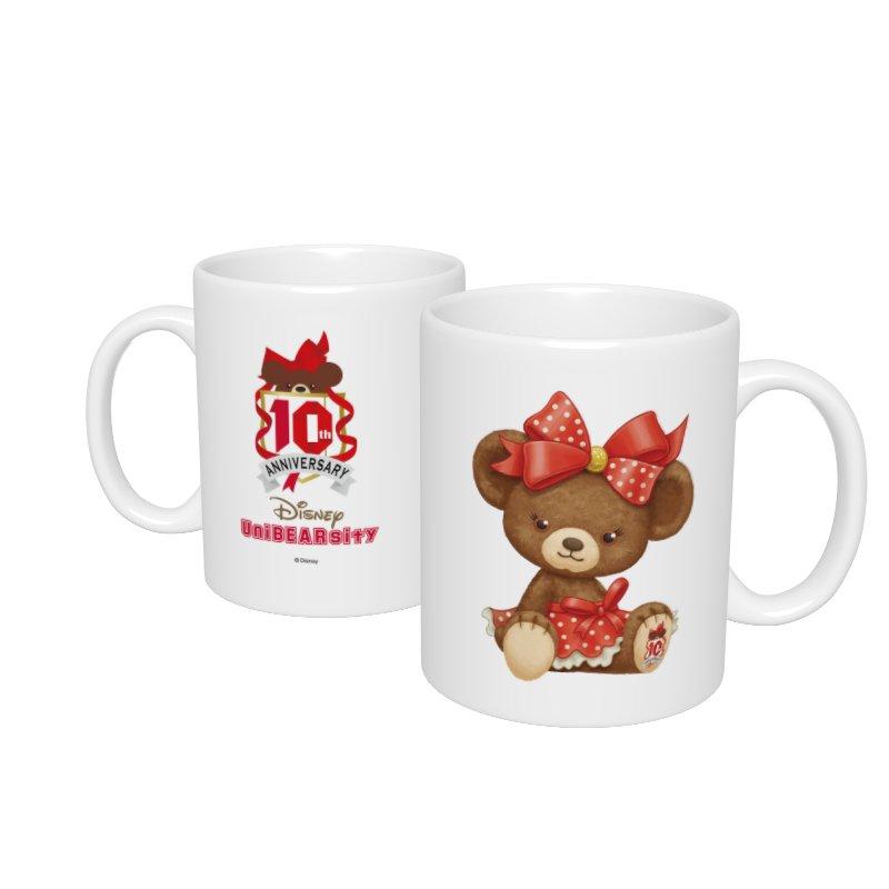 【D-Made】マグカップ  ユニベアシティ プリン UniBEARsity 10th Anniversary