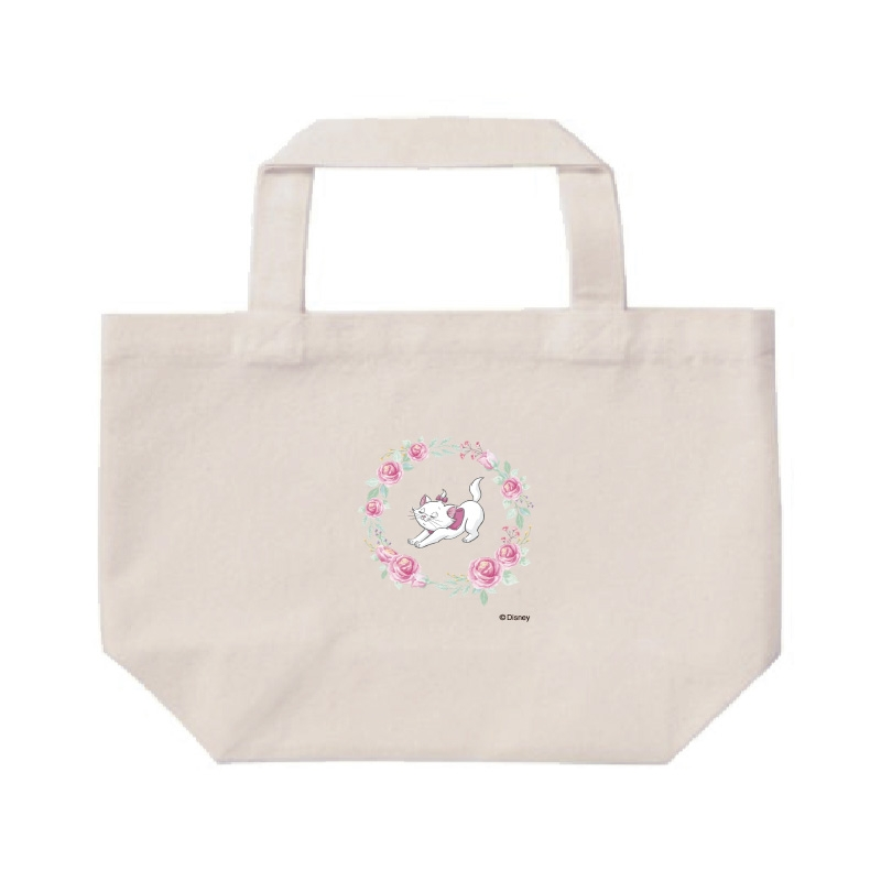 【D-Made】ミニトートバッグ  おしゃれキャット マリー くつろぎ Cat Day