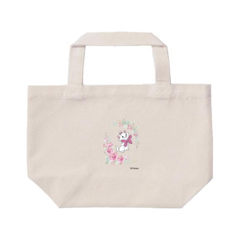 【D-Made】ミニトートバッグ  おしゃれキャット マリー リボン Cat Day