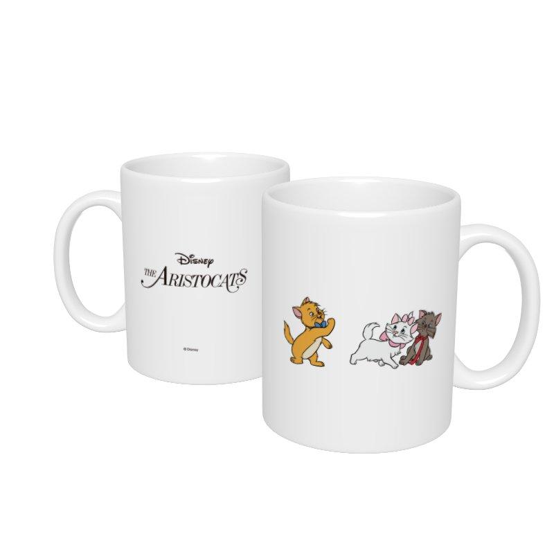 【D-Made】マグカップ  おしゃれキャット マリー&トゥルーズ&ベルリオーズ