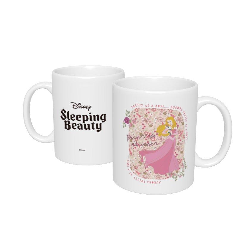 【D-Made】マグカップ  眠れる森の美女 オーロラ姫 PRETTY AS A ROSE