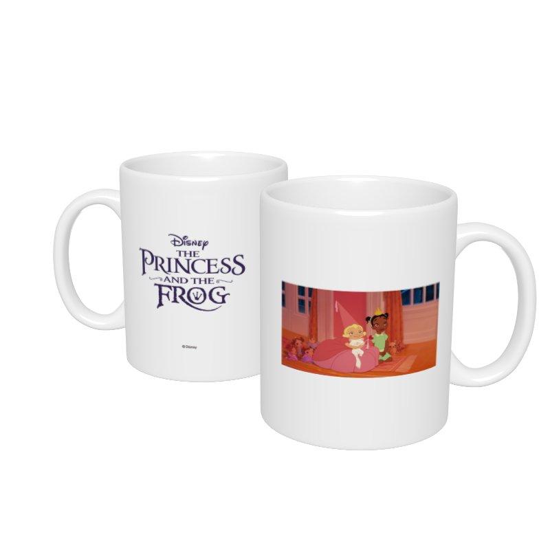 【D-Made】マグカップ  映画 『プリンセスと魔法のキス』 ティアナ&シャーロット 子供時代
