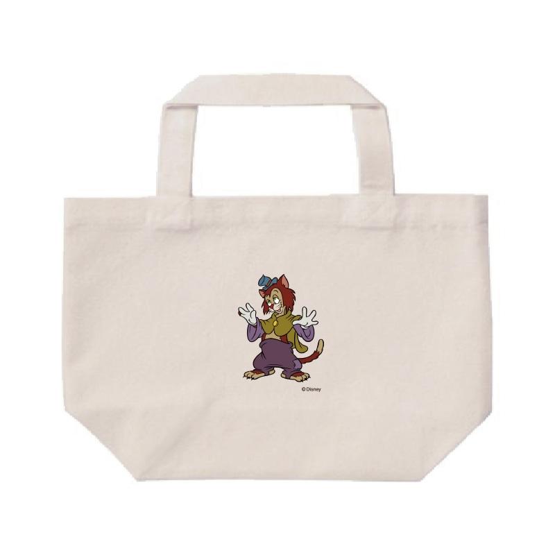 【D-Made】ミニトートバッグ  ピノキオ ギデオン ポーズ 正面