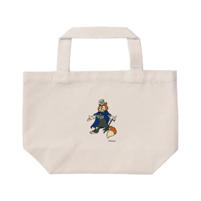 【D-Made】ミニトートバッグ  ピノキオ 正直ジョン ポーズ 正面