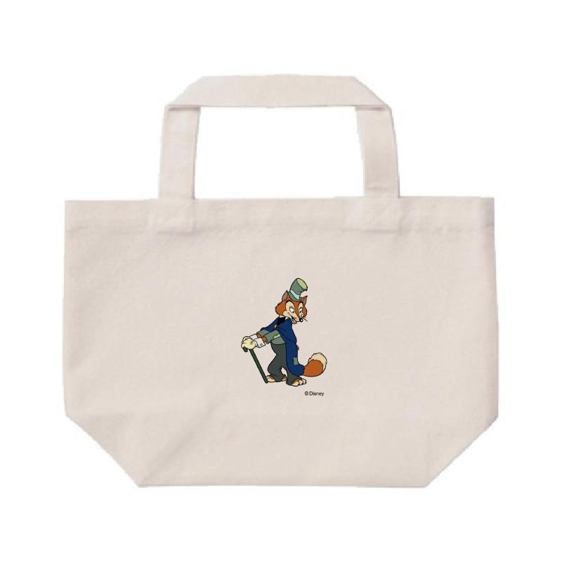 【D-Made】ミニトートバッグ  ピノキオ 正直ジョン ポーズ 後ろ向き