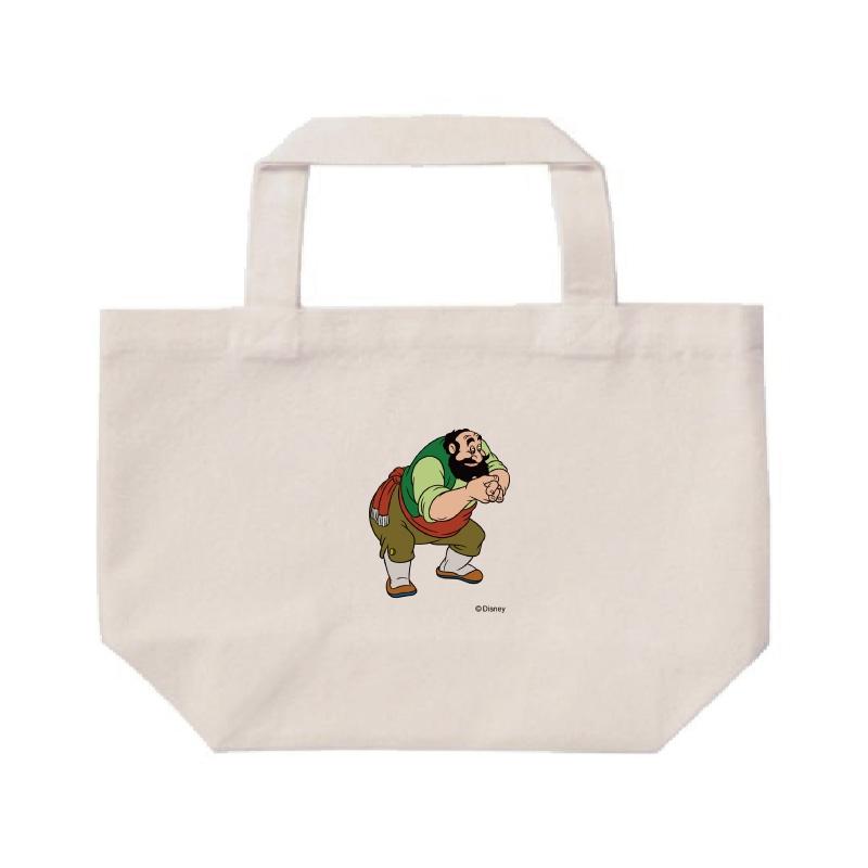 【D-Made】ミニトートバッグ  ピノキオ ストロンボリ