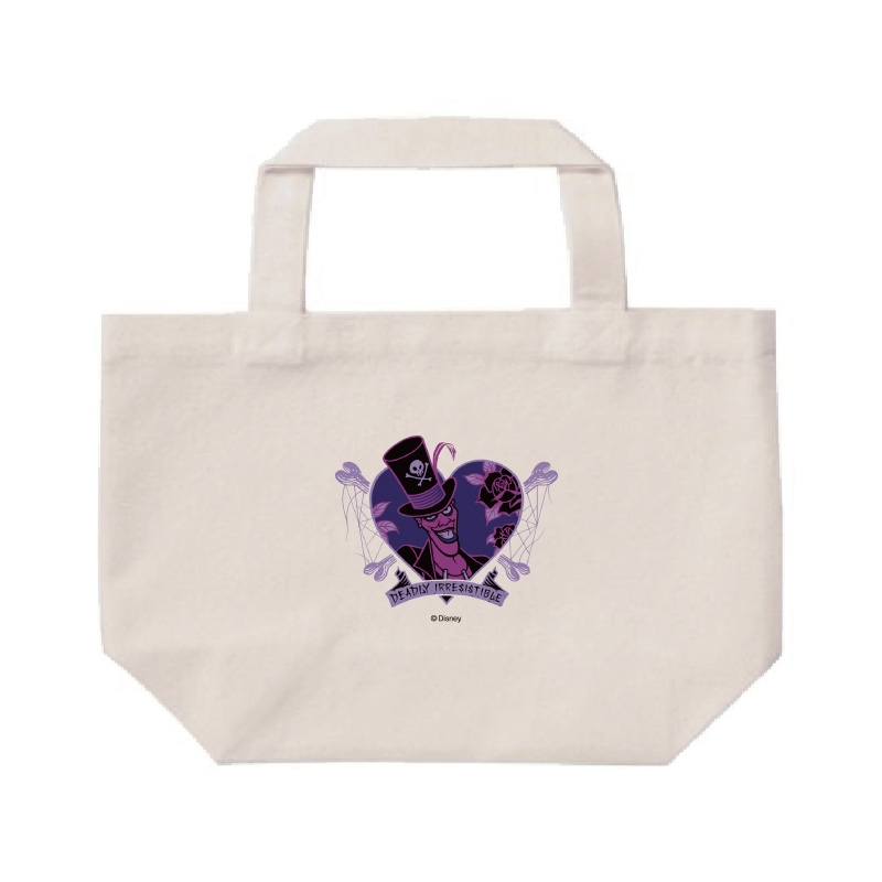 【D-Made】ミニトートバッグ  プリンセスと魔法のキス ドクター・ファシリエ ハート