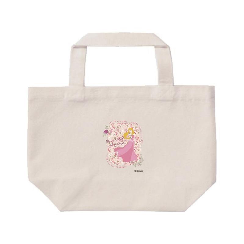 【D-Made】ミニトートバッグ  眠れる森の美女 オーロラ姫 PRETTY AS A ROSE
