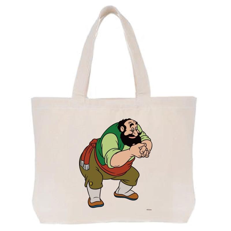 【D-Made】トートバッグ  ピノキオ ストロンボリ
