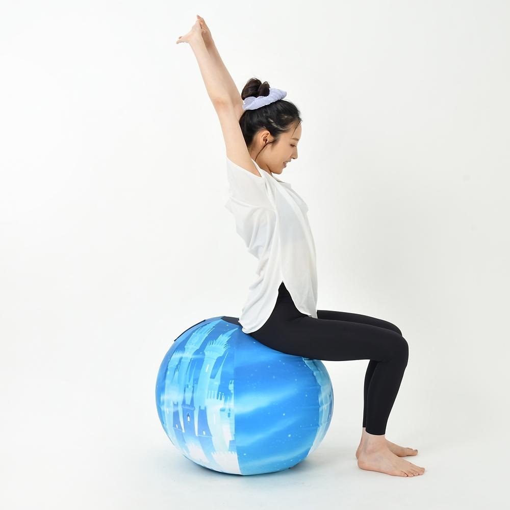 シンデレラ エクササイズボール Fitness