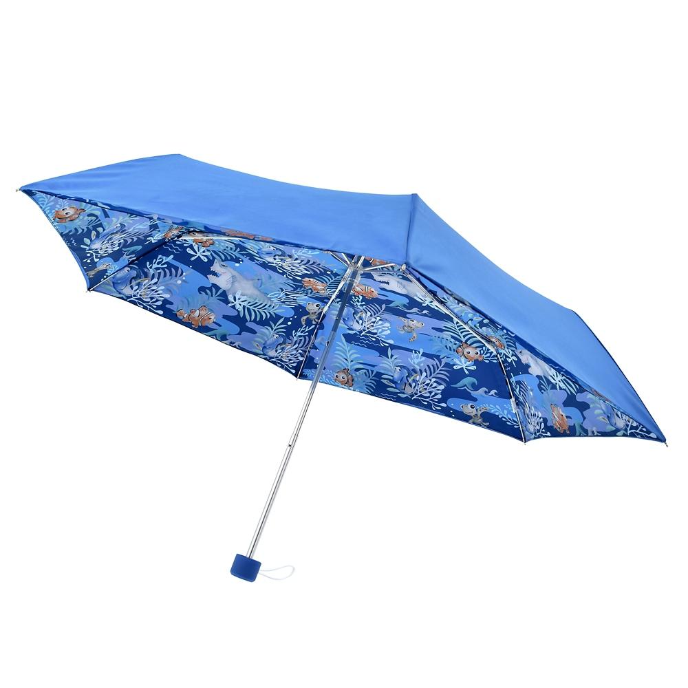 ファインディング・ニモ 傘 折りたたみ式 ポーチ付き サマーリゾート
