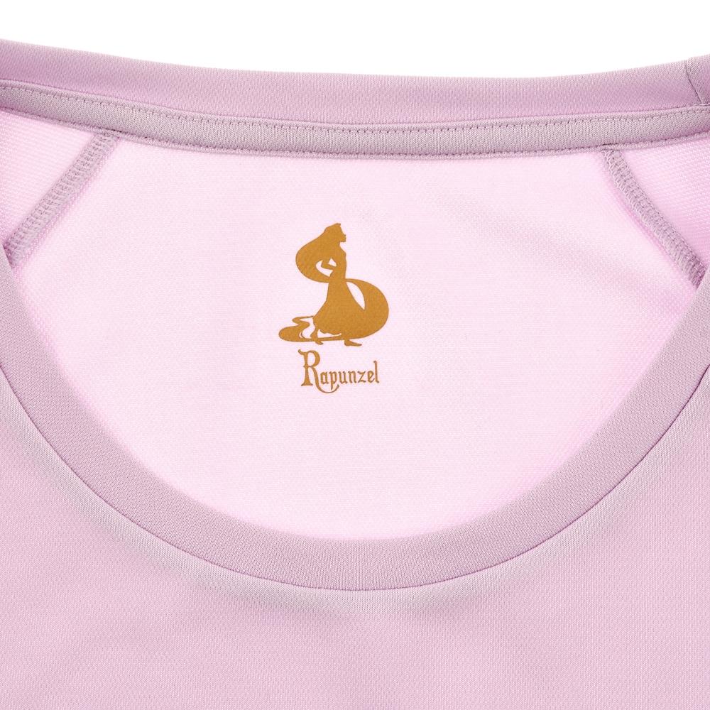 ラプンツェル 半袖Tシャツ Fitness