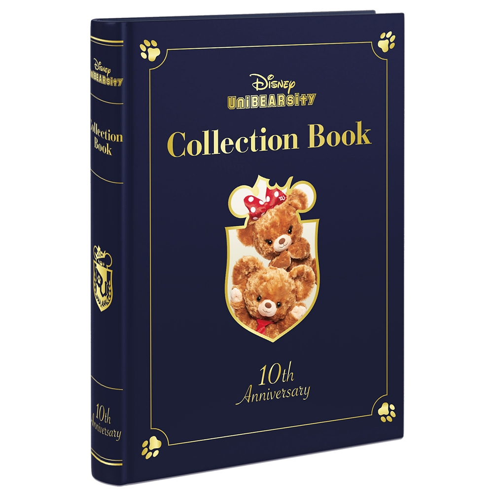 Disney UniBEARsity Collection Book