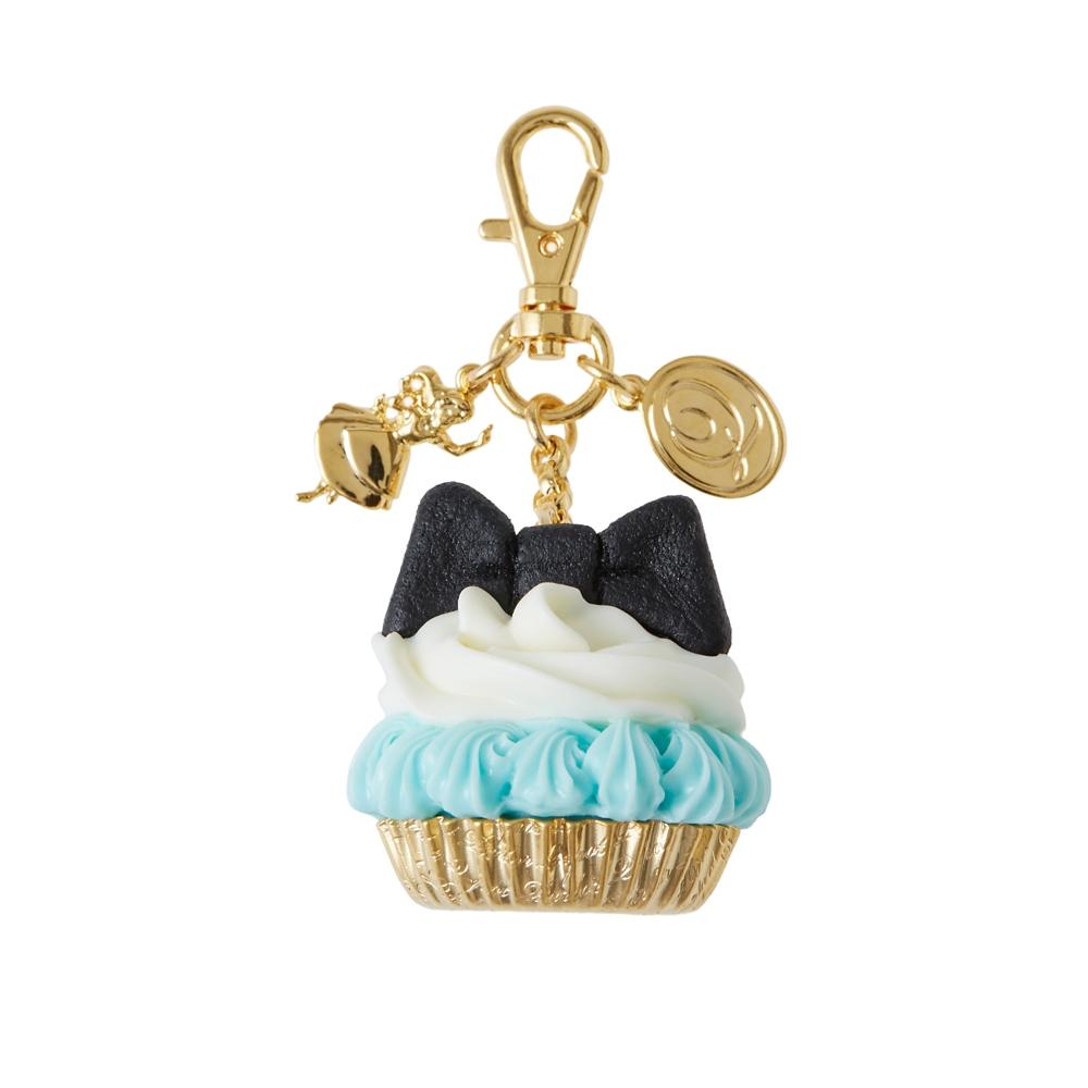 【キューポット】アリス/バッグチャーム カップケーキ