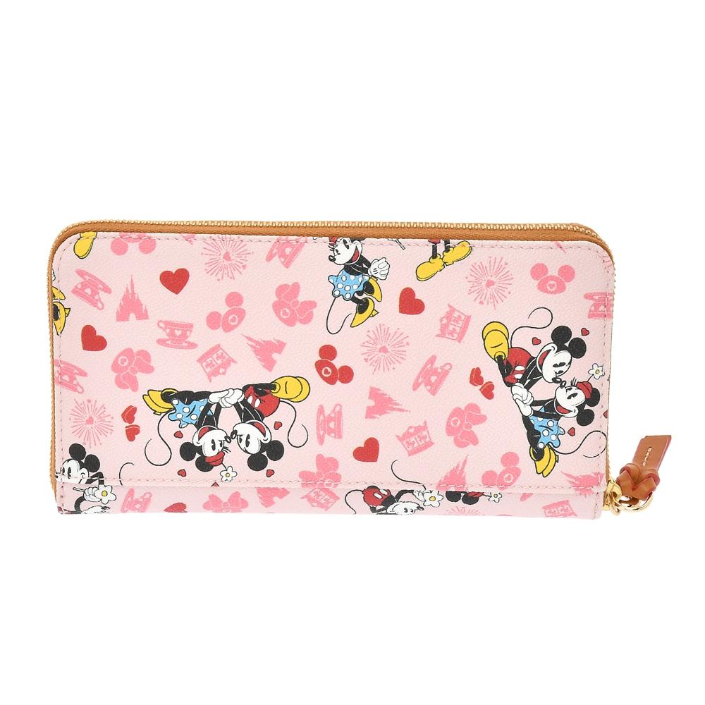 【Dooney & Bourke】ミッキー&ミニー 財布・ウォレット Mickey & Minnie Love