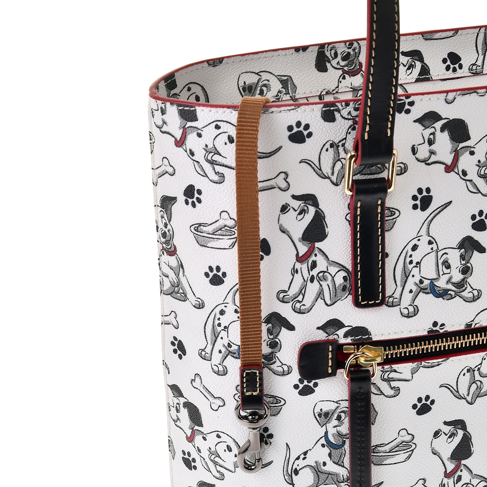 【Dooney & Bourke】101匹わんちゃん トートバッグ 101 Dalmatians
