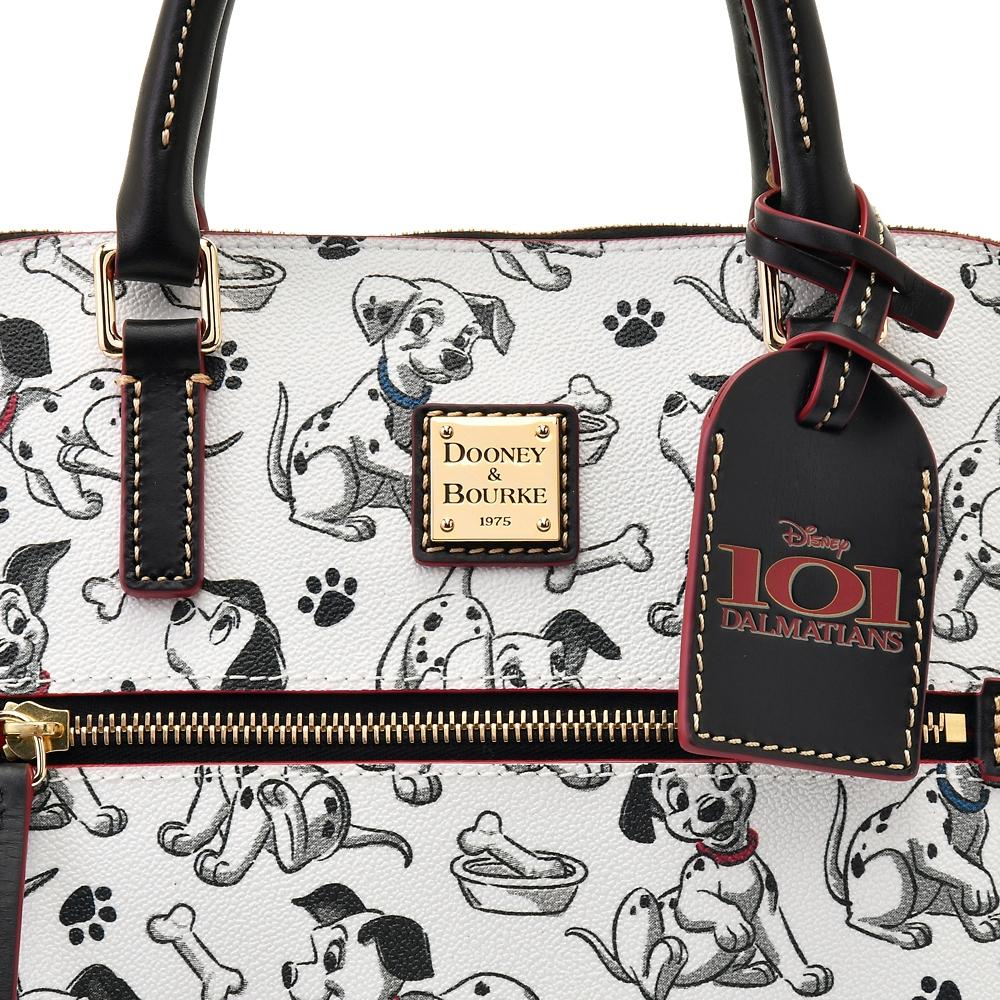 【Dooney & Bourke】101匹わんちゃん サッチェルバッグ 2WAY 101 Dalmatians