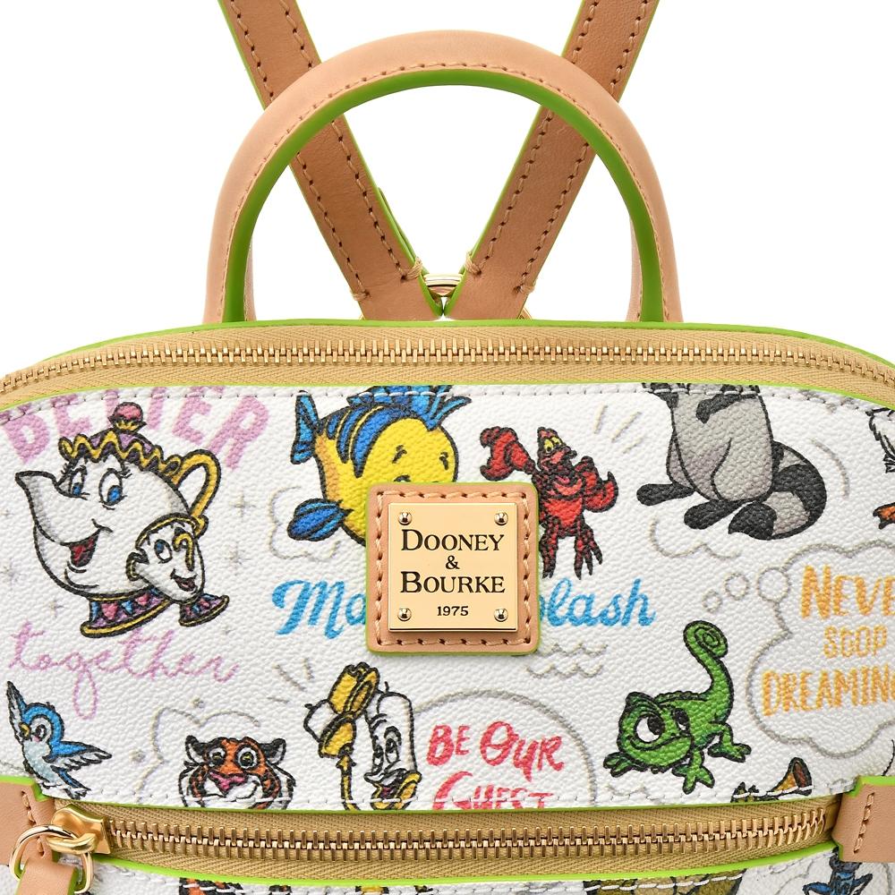 【送料無料】【Dooney & Bourke】ディズニーキャラクター リュックサック・バックパック Disney Side Kicks