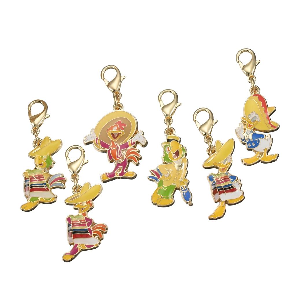ドナルド、ホセ・キャリオカ、パンチート シークレットチャーム Donald Duck Birthday 2021