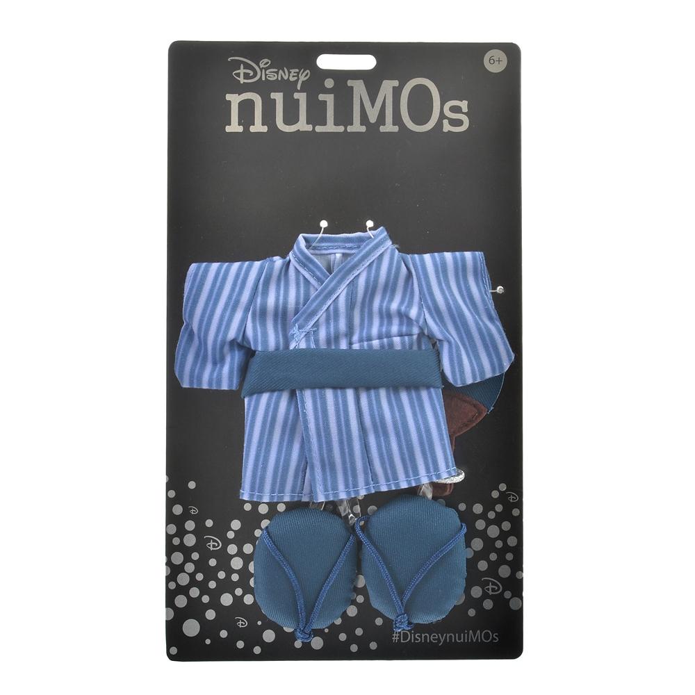 nuiMOs ぬいぐるみ専用コスチューム 浴衣 縞 ボーイ