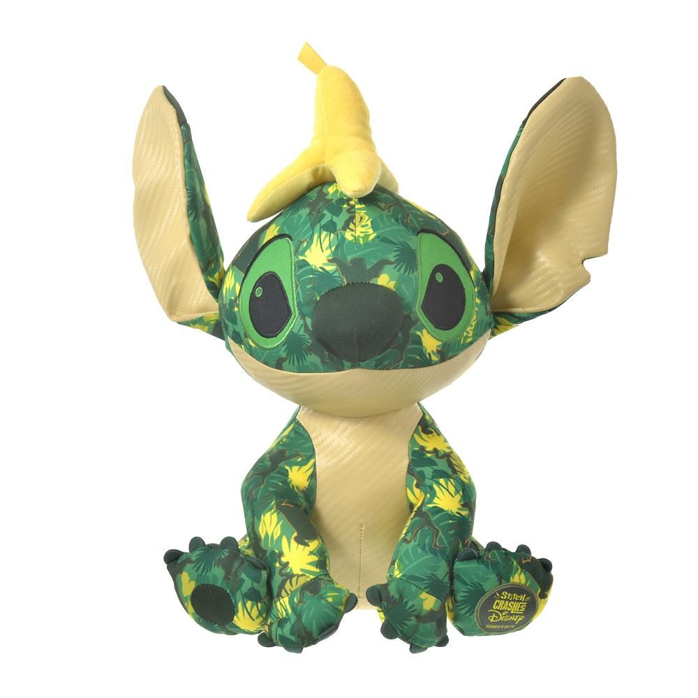 スティッチ ぬいぐるみ The Jungle Book Stitch Crashes Disney