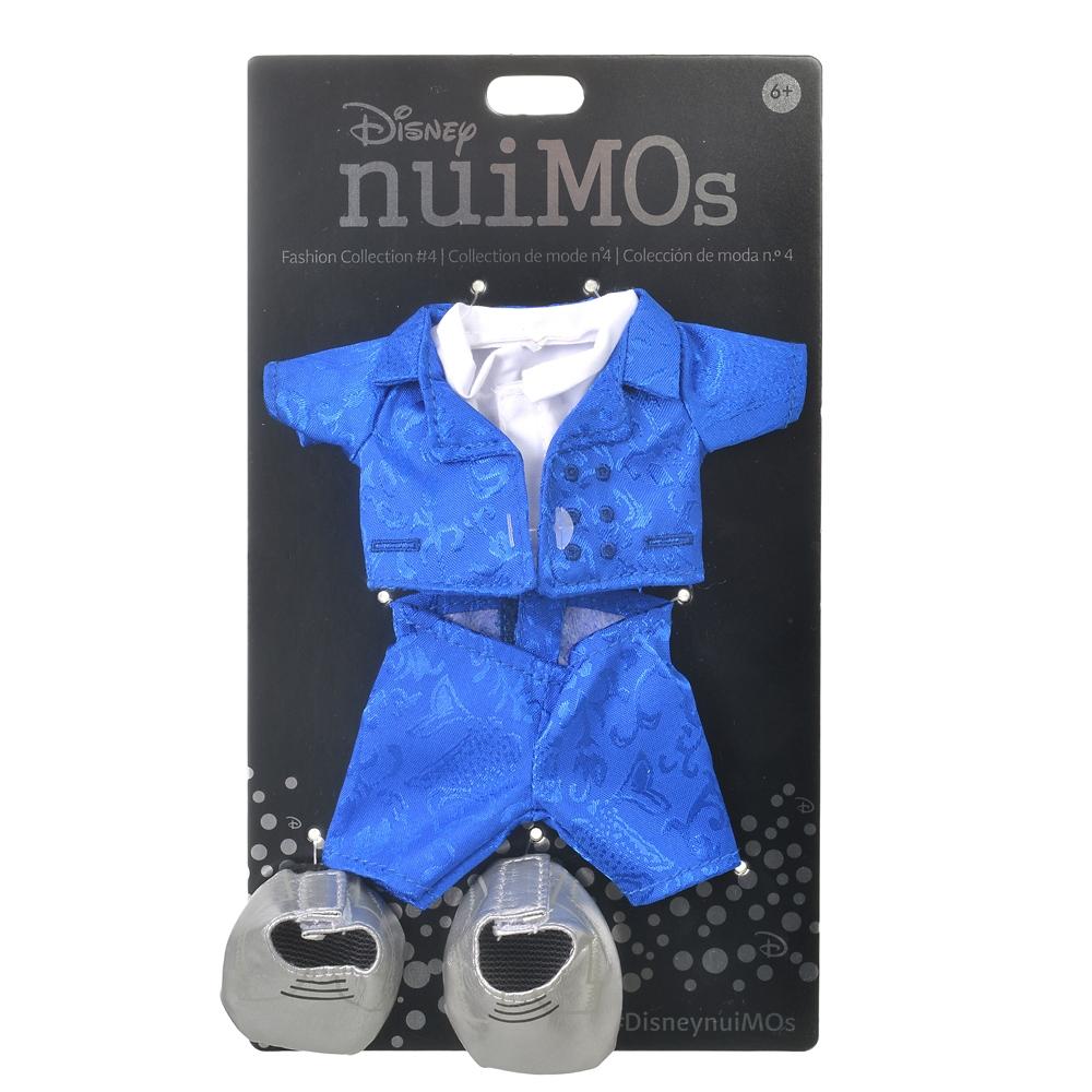 nuiMOs ぬいぐるみ専用コスチューム タキシードセット 織柄