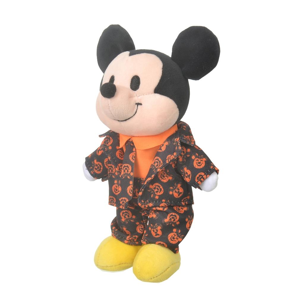 nuiMOs ぬいぐるみ専用コスチューム ジャケットセット ハロウィーン 総柄パンプキン